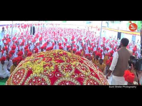 Shri Sai Balaji Palkhi 2017