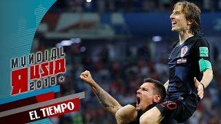 Francia vs  Bélgica e Inglaterra vs Croacia, las semifinales en Rusia   EL TIEMPO   RUSIA18