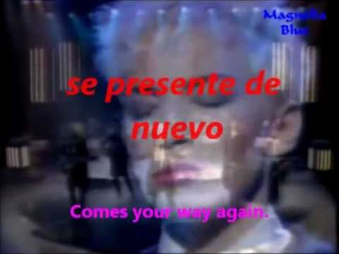 Eurythmics - The Miracle Of Love  (Spanish Subtitles)