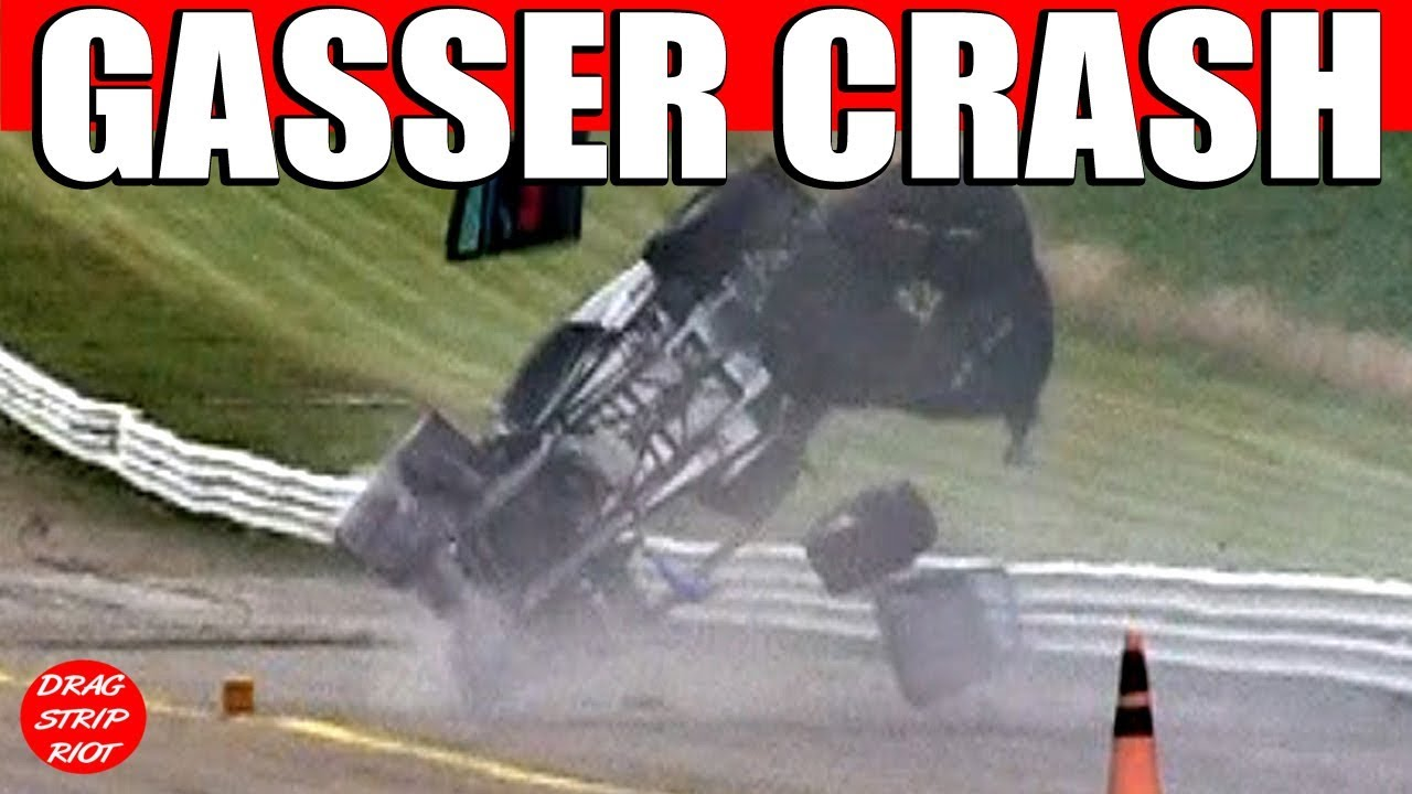 Video Of Race Car Crashes
