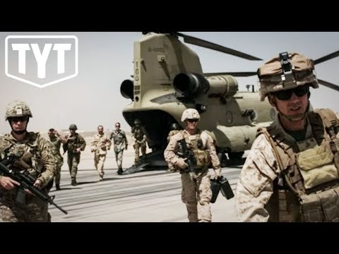 Iraq to United States: GET OUT