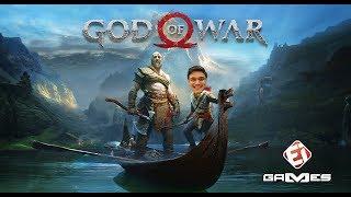 O EI GAMES ESTÁ DE VOLTA! OCTAVIO NETO JOGA GOD OF WAR!