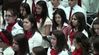 Corul Providența Tulca - Praznic luminos + La Betleem colo-n jos