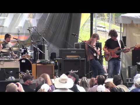 Eric Johnson Band - Guitar Town - Copper Mountain, CO 8-12-12 HD tripod