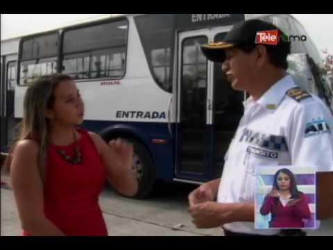 Más de 2 mil buses habilitados para el cobro de 30 centavos del pasaje