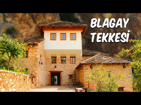 Blagay (Alperenler) Tekkesi Gezisi! / Bosna-Hersek