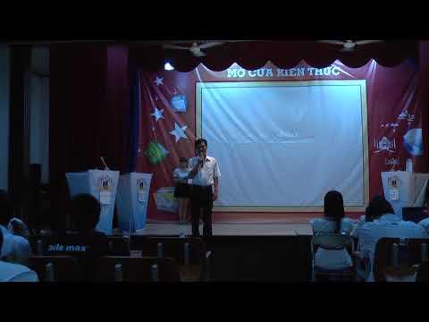 Phát biểu khai mạc của lãnh đạo nhà trường   Khai mạc Mở cửa kiến thức 2011 – 2012   2011.12.12.(06)