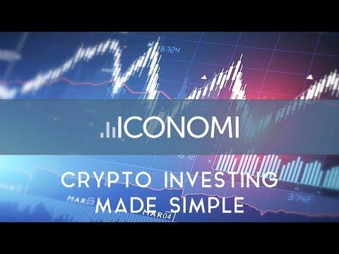 ICONOMI   Crypto investing made simple