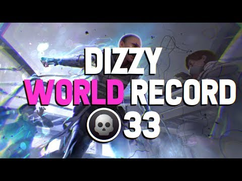 Dizzy Apex Legends Settings, Keybinds & Setup (August 2019)
