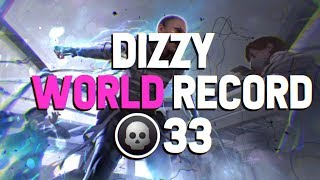 33 KILLS in Apex Legends *NEW WORLD RECORD*