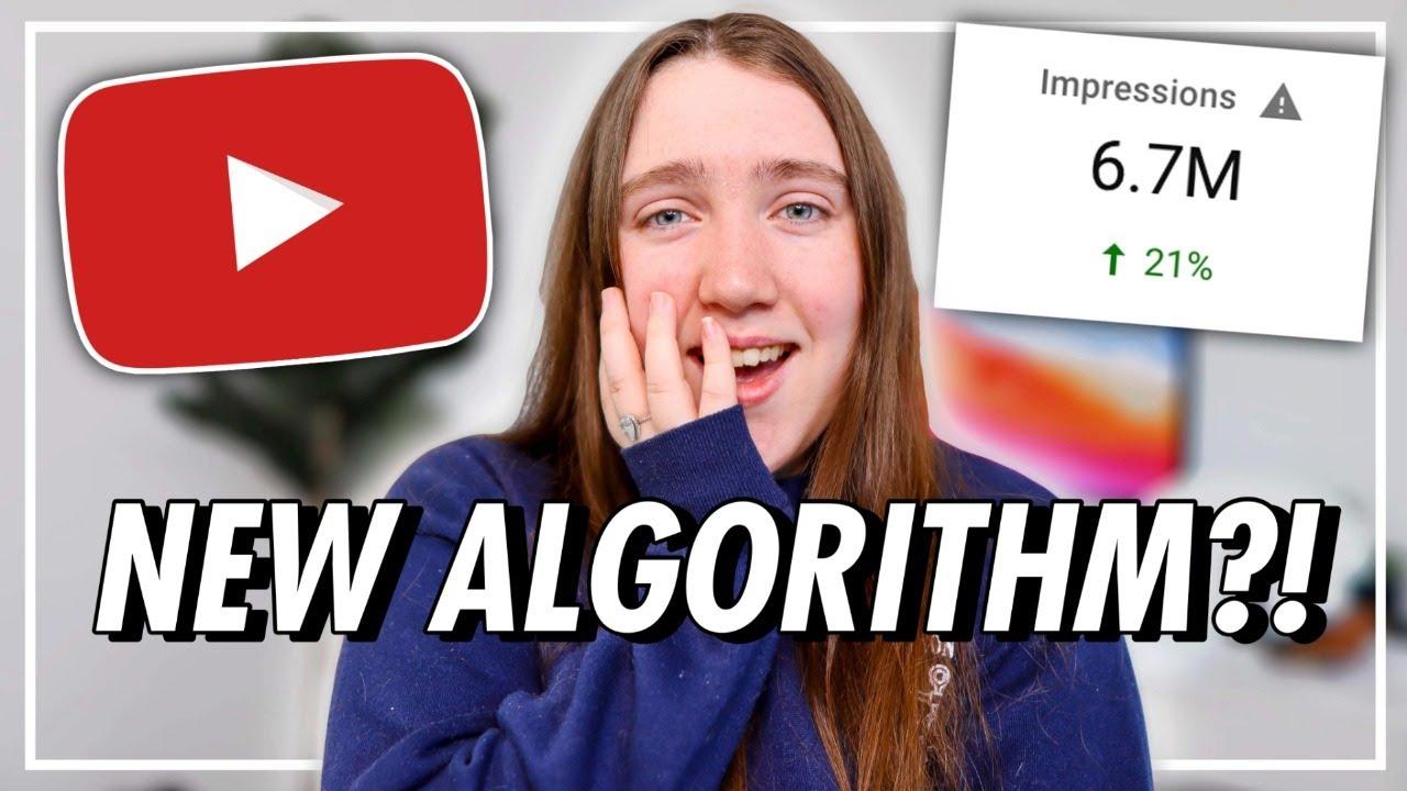 YOUTUBE SEO ALGORITHM UPDATE! | Understanding the YouTube Algorithm as a Small YouTuber in 2021!
