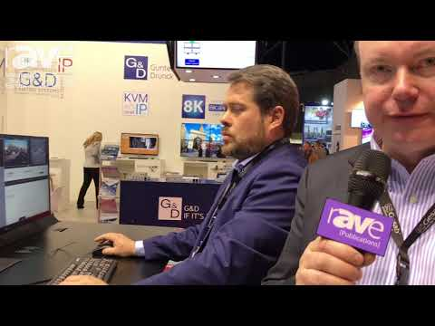 ISE 2018: GESAB Talks About DeskWall Virtual Platform for Control Room Solutions