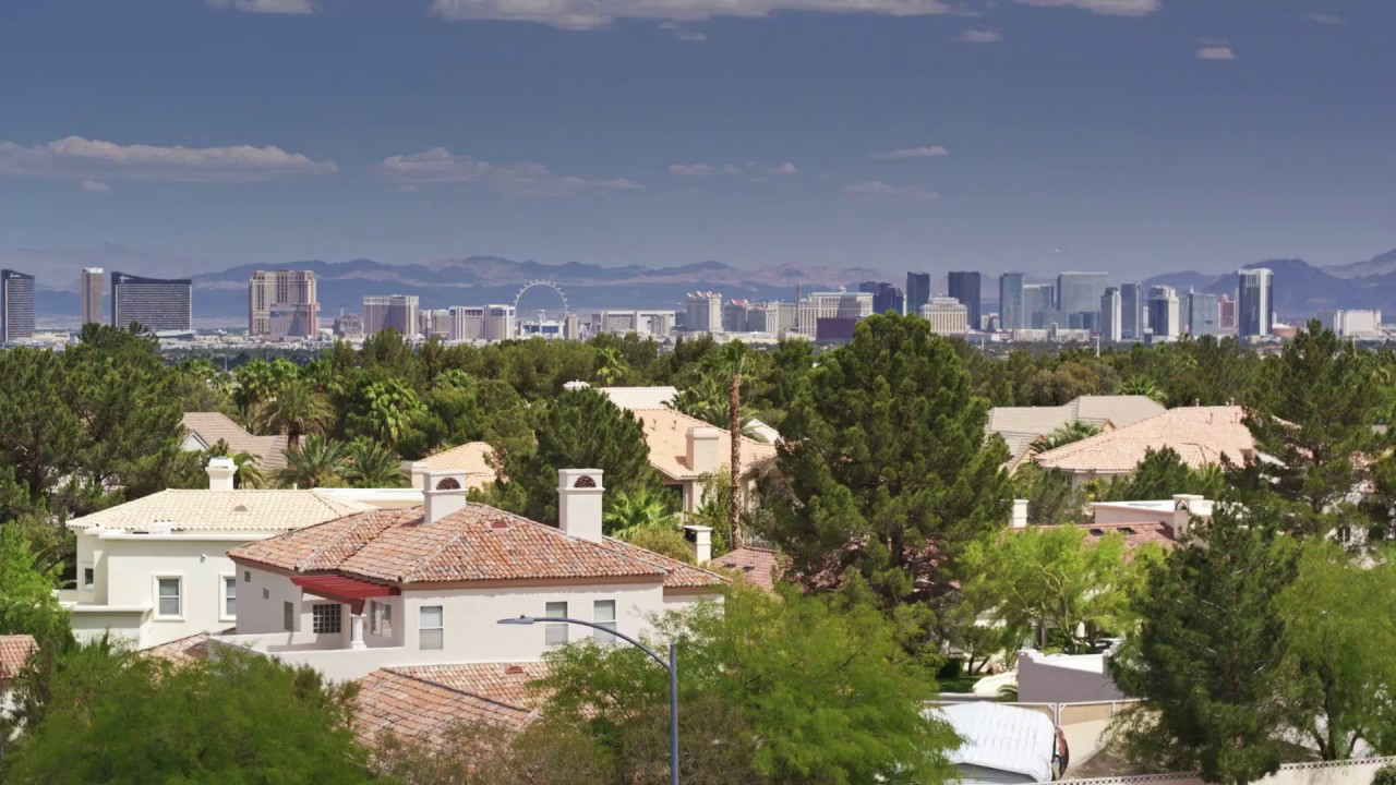 The neighborhoods and views from the south end of Las Vegas, Nevada.  |  Theresa Leeds  - Realtor