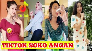 Kompilasi Tiktok Soko Angan Hits 2021