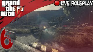 GTA 5 Zombie Apocalypse ROLEPLAY SERVER #6