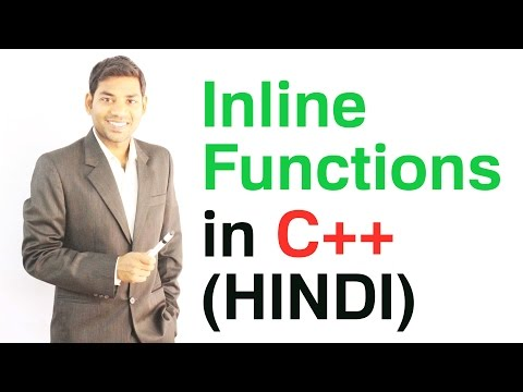 What is inline Function in C++ in Hindi Language Puri