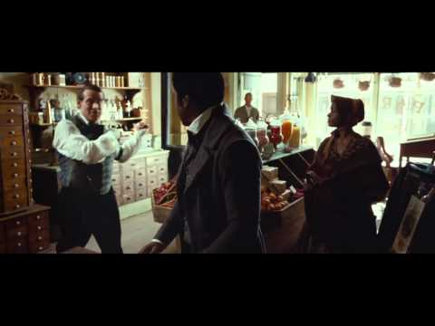 "12 YEARS A SLAVE: ""Mind Your Wallet"""