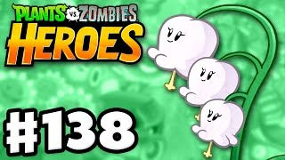 lily-of-the-valley-plants-vs-zombies-heroes-gameplay-walkthrough-part-138-ios-android