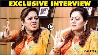 Vada Vada Vanthu Paru - Archana Super Fun Exclusive Interview | Galatta | Part 2