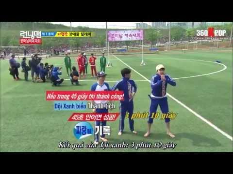 Running Man : Thánh Nhọ Lee Kwang Soo Xuất Hiện