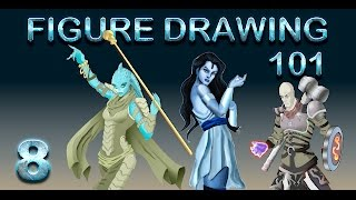 How to draw anatomy part 8 drawing arms draw size and shape