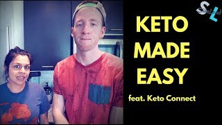 Keto Made Easy with KetoConnect