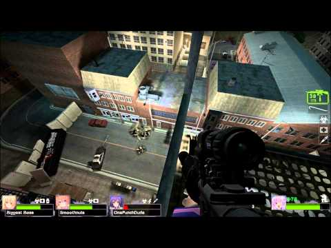 Left4Dead 2: Never Ending War Advanced Run