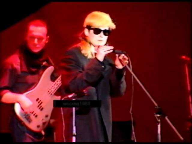 Виктор Цой — Концерт памяти Башлачёва (2 из 7)