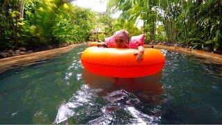 🎡Самый крутой Аквапарк в Азии и №2 в мире Waterbom. Ева протестировала самые крутые детские горки.(Мы посетили самый крутой аквапарк на остове Бали и №1 в Азии, а также этот аквапарк занимает второе место..., 2017-01-17T16:30:01.000Z)