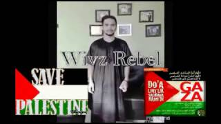 Surat Cinta Dari Palestina - Ebith beat A  ( Wivz Rebel Cover )