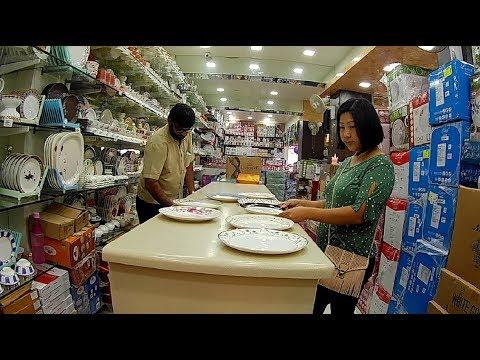 Shopping And Lunchner At Nashik, Maharashtra.