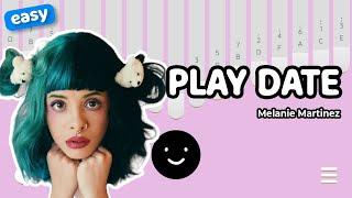 Play Date - Melanie Martinez   EASY Kalimba Cover with Tabs   Keylimba Cover Resimi