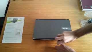 Acer Aspire V3 371 58DJ unboxing