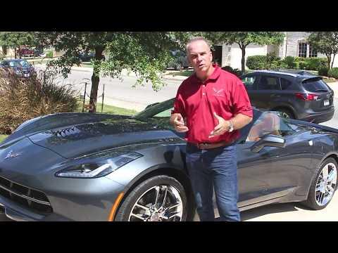 LED Light Dash Install on C3 Corvette By Corvette Hop
