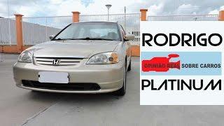 Honda Civic 1.7 Durabilidade que Impressiona Opinião Real do Dono Parte 1