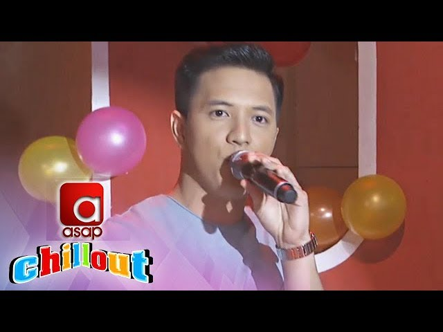ASAP Chillout: TJ Monterde sings 'Tulad Mo'