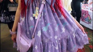 Lolita Fashion Convention (Frock On - London) + OOTD Thumbnail