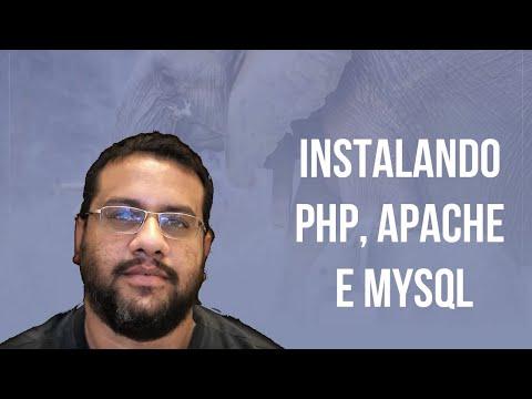 Vídeo no Youtube: 1.1 Instalando PHP - Ambiente Dev PHP Windows #php #windows