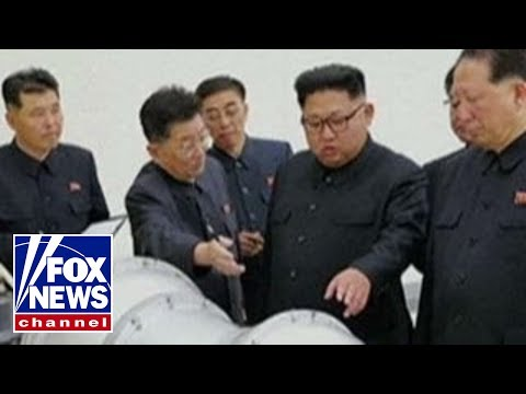 North Korea nuclear blackmail concerns
