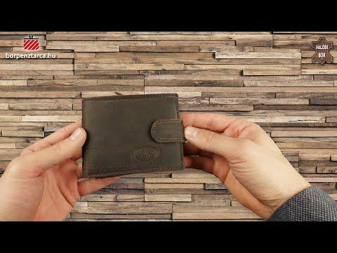 dba65c611262 Férfi bőr pénztárca díszdobozban GreenDeed CY102/T barna - Bőrpénztárca.hu  Webáruház - imclips.net