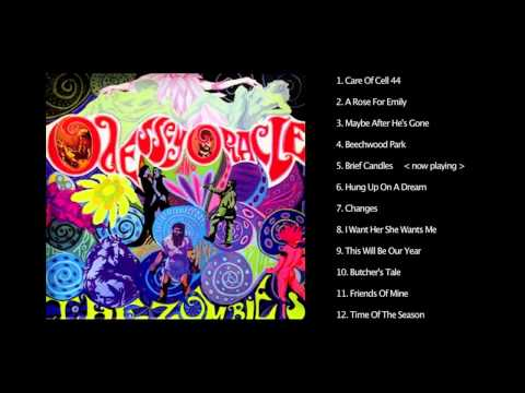 The Zombies - Odessey and Oracle (full album) official