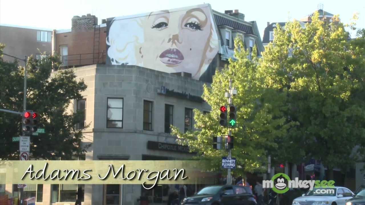 Washington, DC - Neighborhoods