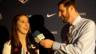 Zoey Goralski  - Chicago Red Stars - UCLA - NWSL Draft 2018