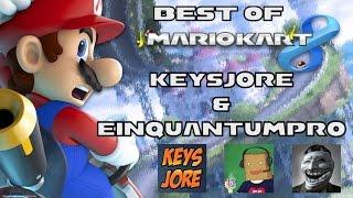 Best of Mariokart 8 #2 - KeysJore [DM2602]
