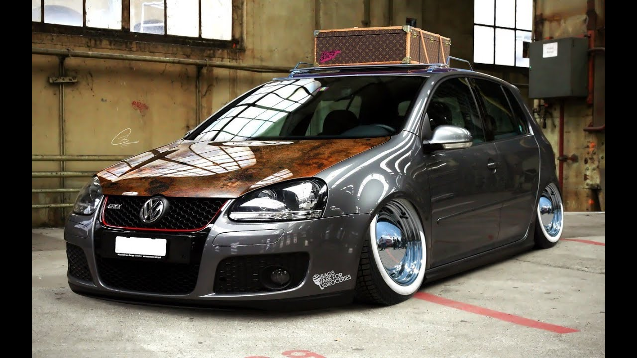 35. VW Golf GTI за 45.000! Купил гонку - наваливай! - YouTube
