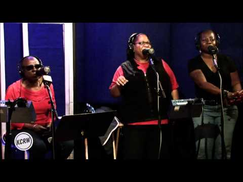 "Sharon Jones and the Dap-Kings performing ""Stranger To My Happiness"" Live on KCRW"