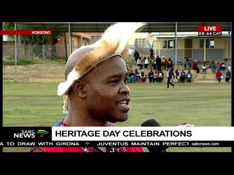 South Africa's Heritage Day!