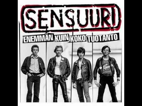 Sensuuri - 04 - Tulevaisuus on sensuroitu