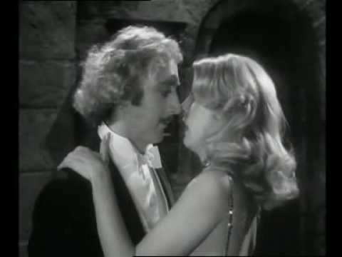 Young frankenstein - deleted scene 2 - frederick & inga's intellectual discussion