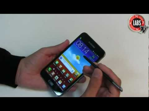 Samsung Note by PC Magazine Greek